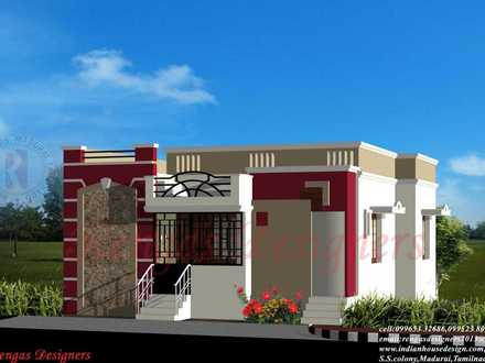 Single Floor House Front Design Single Floor House Designs