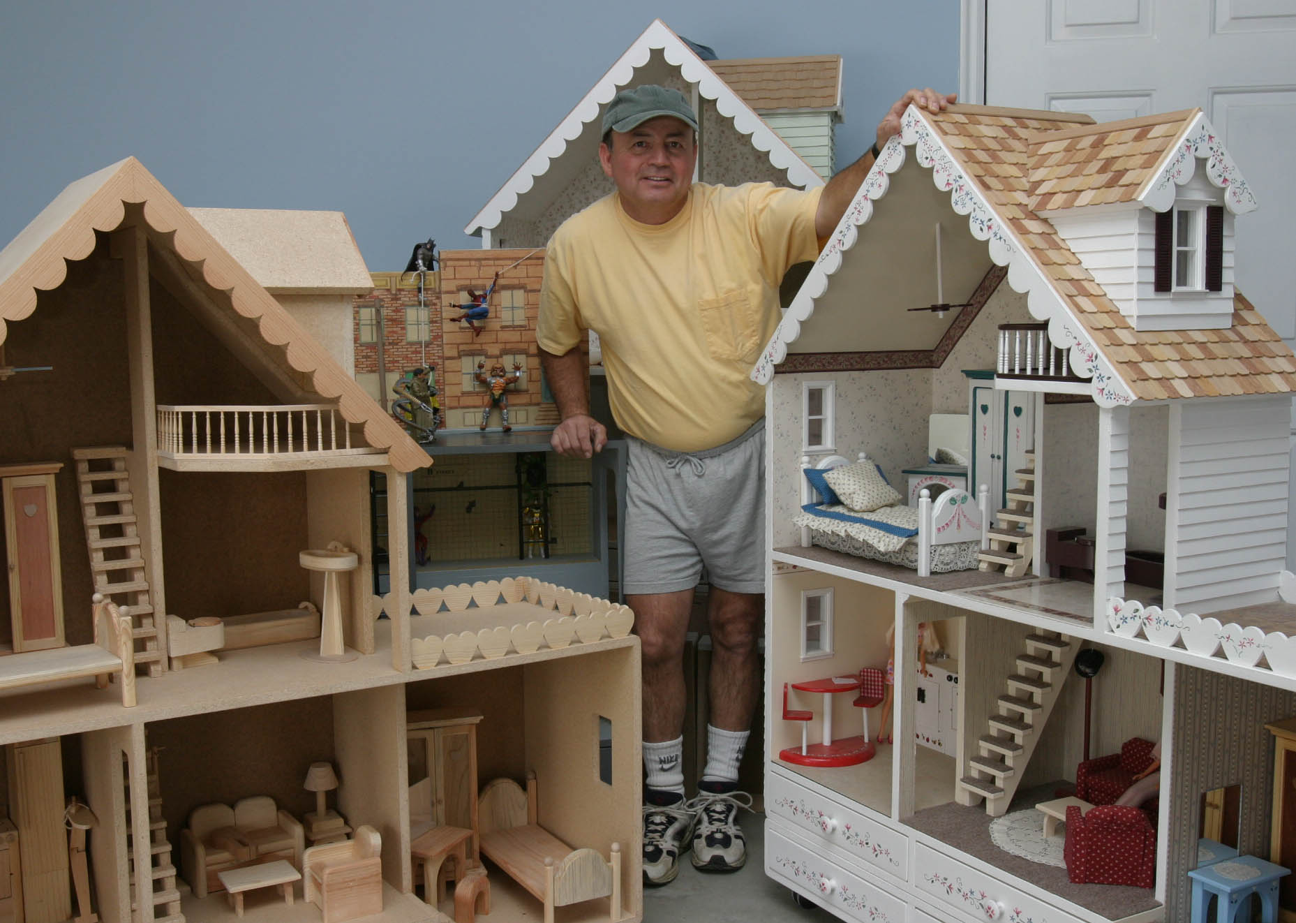 Wooden barbie doll house plans barbie doll houses at for Best house plans ever