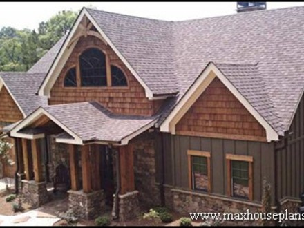 Craftsman Style Lake Home Plans Best Lake Homes