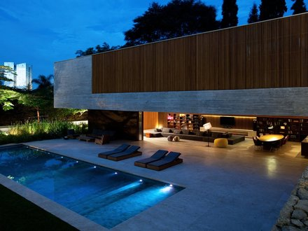 Nice Houses with Pools Modern Houses with Pool Ideas