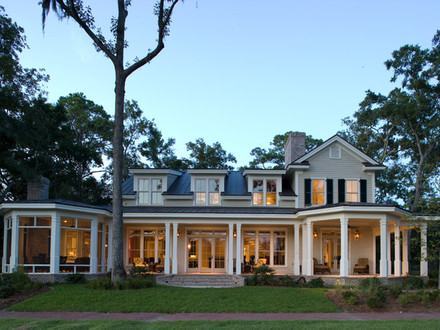 Palmetto Bluff Home Lake House with Porch Palmetto Bluff Door Homes