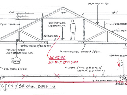 Free Garage Building Plans Free Detailed Garage Plans