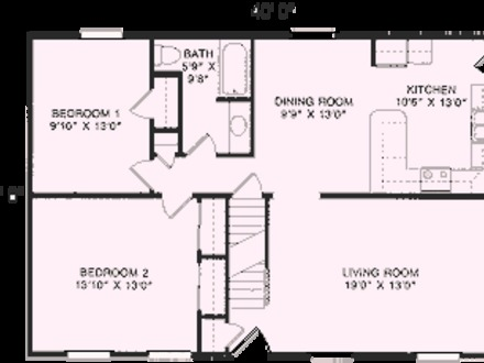 That houses a 1600 square feet 1100 square feet house for 1100 sq ft ranch house plans