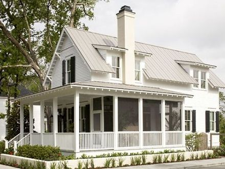 Cottage House Plans One Floor Cottage Style House Plans with Porches