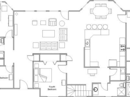 Mountain Cabin Floor Plans Mountain Cabin Plans with Basements
