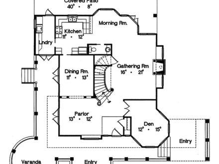 Small Victorian Floor Plans Victorian House Floor Plans And
