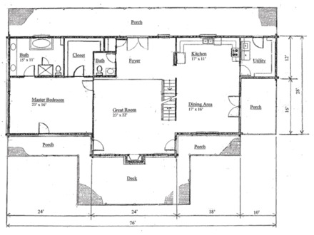 Traditional House Plans Wood Home House Plans