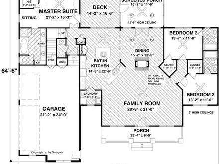 View Plans Lake House House Plans with View