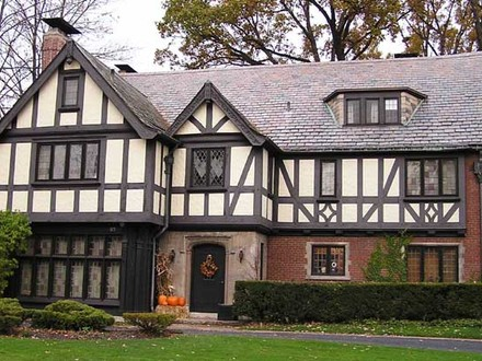 Old english tudor style house plans tudor style buildings for French tudor
