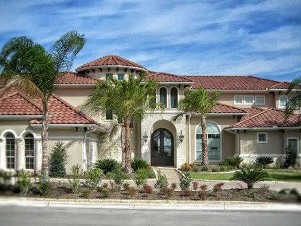 Ranch house custom ranch home designs custom design home for Luxury custom homes plans