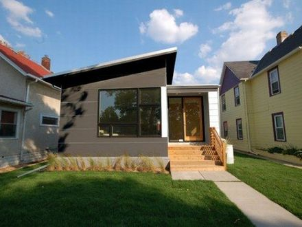 Open Floor Plans Small Home Small Home Modern Modular Prefab House