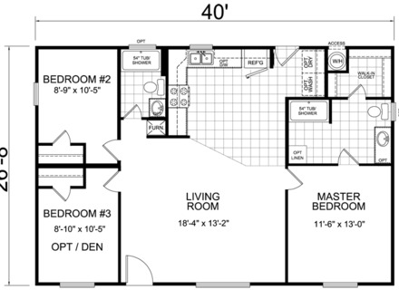 Small House Floor Plan Simple Small House Floor Plans