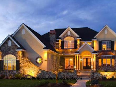 Large ranch house one story ranch house floor plans for Large one story homes