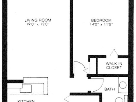 Small cabin floor plans 600 sq ft 600 square foot house How big is 600 square feet
