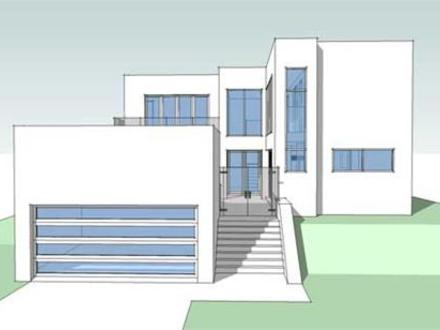 Luxury beach house plans beach house plans one story for Theplancollection com modern house plans