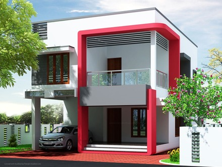 Low Cost Kerala House Design Kerala House Photo Gallery