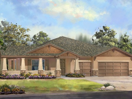 Ranch Style Homes Craftsman Ranch Style Home