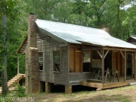 Inexpensive small cabin plans small hunting cabin plans for Cheap hunting cabin ideas