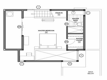 Very Modern House Plans small modern house floor plans
