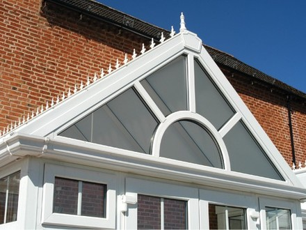 Gable Style Homes Craftsman Style Gable End Trim