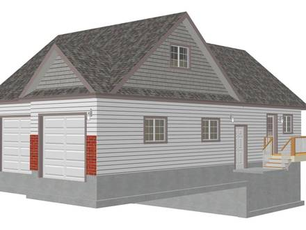 Mother in law suite plans for Mother in law garage plans