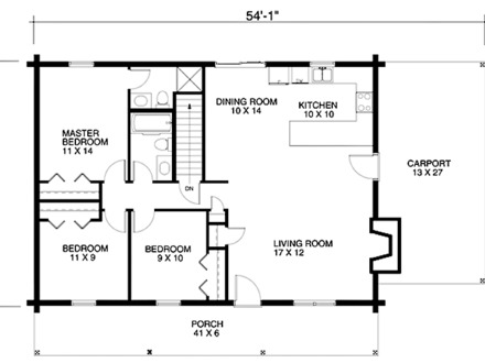 House Building Blueprint Basic House Blueprints