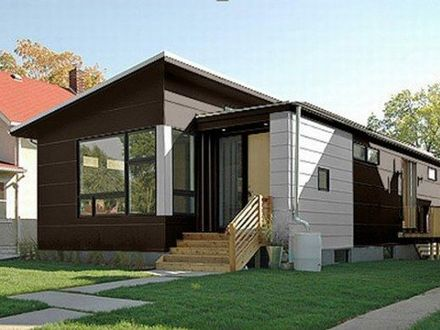 Small modern prefab floor plans small modern prefab homes for Modern house cost