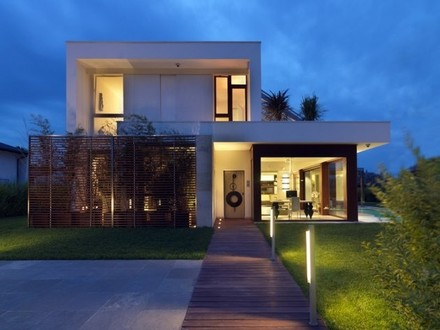 Modern Tropical House Design Tropical Beach House