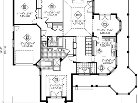 0dc6acd3ad9142b5 Free House Floor Plans Free Home Blueprints Floor Plan on mansion front view