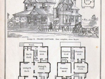Victorian Cottage Design Victorian Cottage Floor Plans