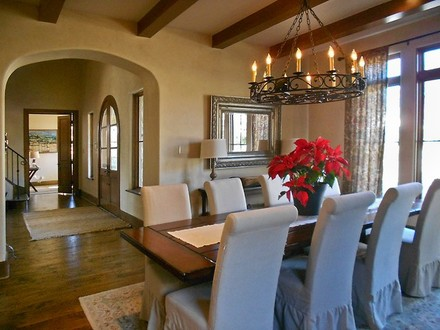 Tuscan Villa Dining Room Tuscan Themed Dining Room