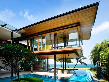 Amazing Beach House Cool Beach Houses