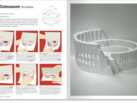 Free Origami Architecture Patterns Origami Templates