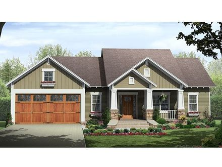 Small Craftsman Home House Plans Craftsman Small House Floor Plans
