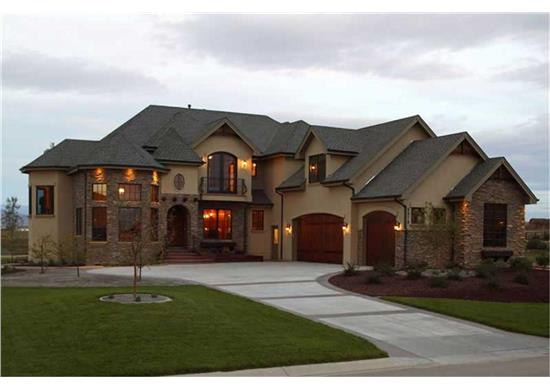 French country ranch house plans french style house plans for French eclectic house plans