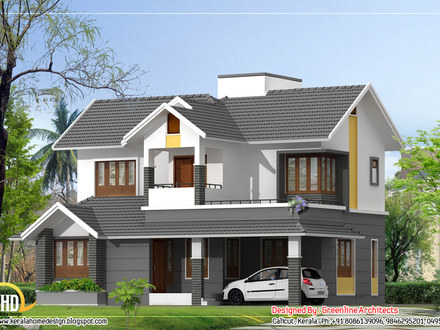 Narrow Duplex House Plans Modern Duplex House Plans