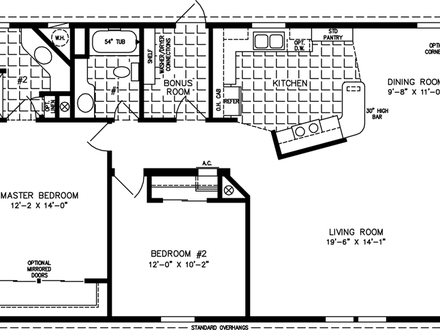 1200 Square Feet 1 Floor 1200 Square Foot House Plans