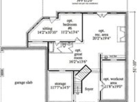 Family compound floor plans compound blueprints stately for Compound house plans