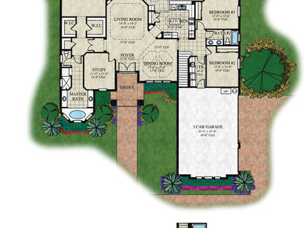 Ranch Floor Plans with 2 Master Suites Ranch Floor Plans with Bonus Room