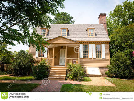 New england early american colonial furniture new england for Homes in colonial america