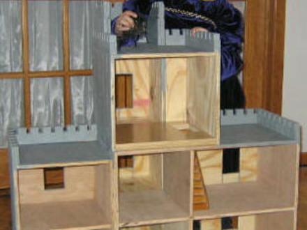 American Doll House Plans Castle Doll House Plans Free
