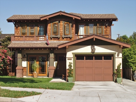 California Craftsman Bungalow Style Homes California Craftsman Bungalow Interiors