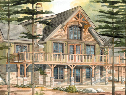 French country house plans small country house plans for Retirement house plans small