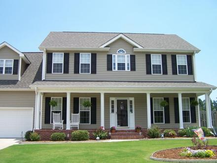 Dutch Colonial Style Houses Colonial Style House