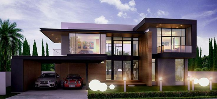 Modern Residential House Design Architecture Modern House Designs