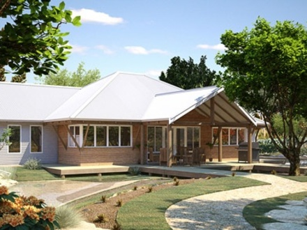 Perth home next gallery of perth home builders house for Country home designs wa