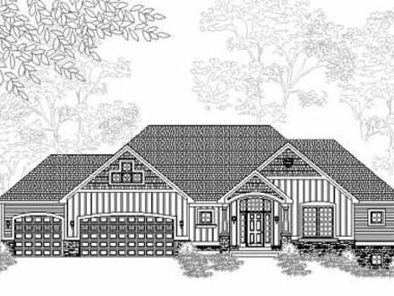French Style Luxury Mansions French Normandy Style House Plans