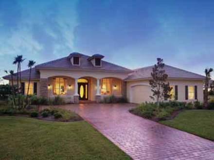 Modern Country Style Homes Modern Mediterranean Style Homes