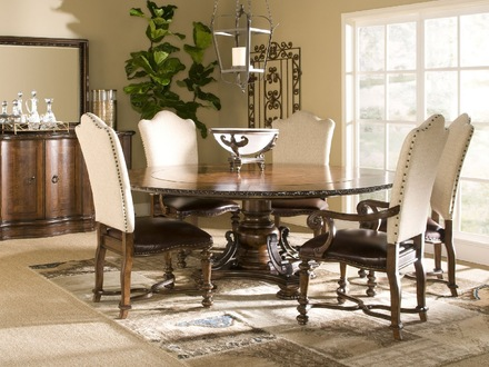 Upholstered Dining Room Table and Chairs Dining Room Designs