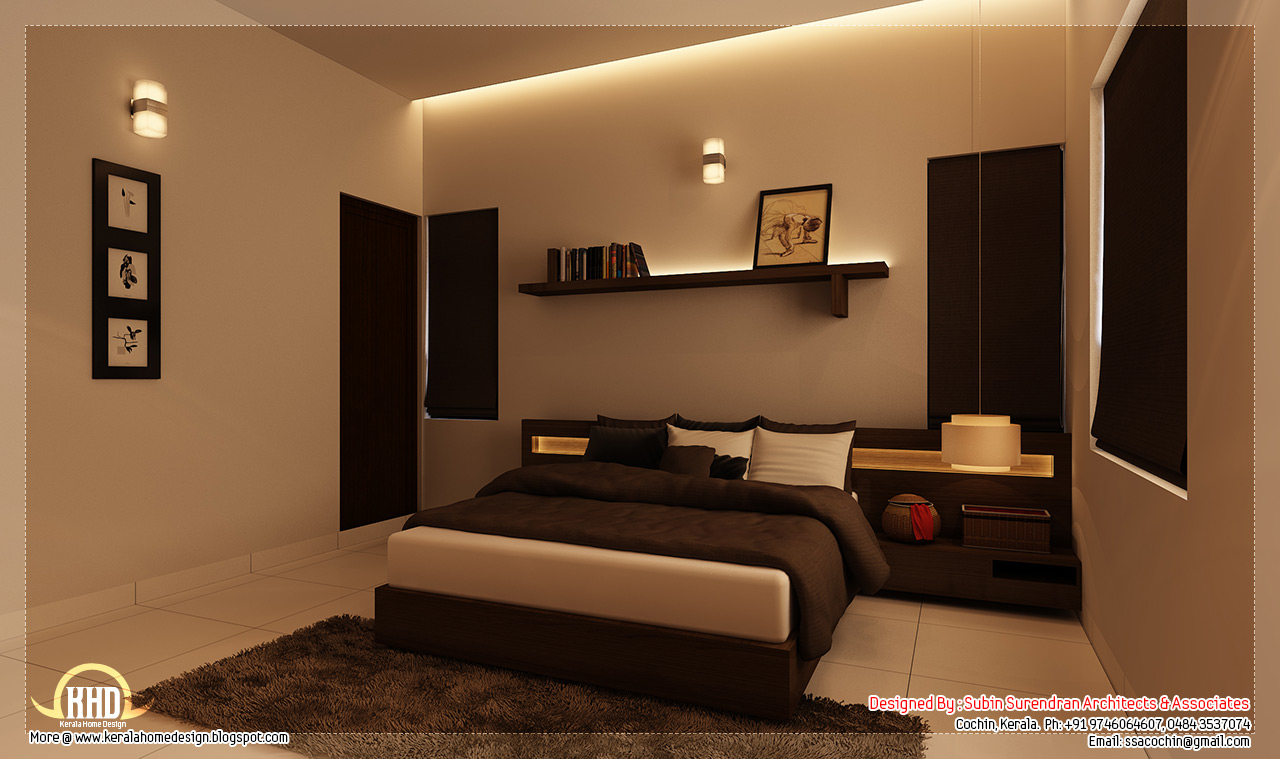Master Bedroom Interior Design Home Interior Design Bedroom